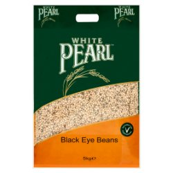 White Pearl Black Eye Beans 5kg