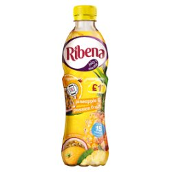 Ribena Pineapple & Passion Fruit 500ml £1 PMP
