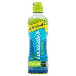 Lucozade Sport Lemon & Lime PM £1.09 Or 2 For £2