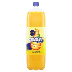 Orangina Sparkling Fruit Drink 8 x 2L £1.79 PMP