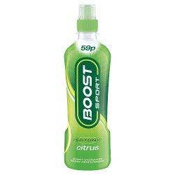 Boost Sport Isotonic Citrus 500ml