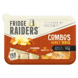 Fridge Raiders Combos Honey BBQ 40g