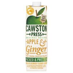Cawston Press Apple & Ginger 1 Litre