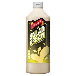 Crucials Salad Cream 1 Litre