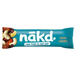 Nakd Salted Caramel Fruit & Nut Bar 35g