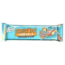 Grenade Carb Killa High Protein Bar Chocolate Chip Cookie Dough 60g