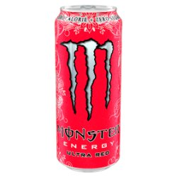 Monster Energy Ultra Red 500ml PMP £1.19