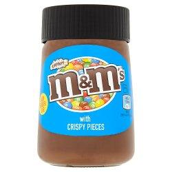 M&M's Spread Choc with Crispy Pieces 350g