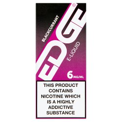 Edge Blackcurrant E-Liquid 6mg/ml 10ml