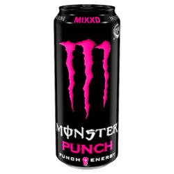 Monster Punch Mixxd 500ml PMP £1.35