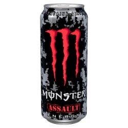 Monster Energy Assault 500ml PMP £1.35