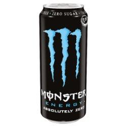 Monster Energy Absolutely Zero 500ml PMP £1.25
