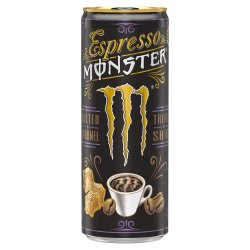 Monster Espresso Salted Caramel 250ml PMP £1.99