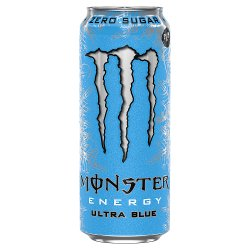 Monster Ultra Blue Energy Drink 12 x 500ml PM £1.29