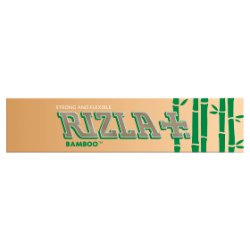 Rizla King Size Slim Bamboo Papers 32s
