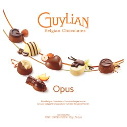 Guylian Belgian Chocolates Opus 16 Chocolates 180g