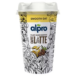 Alpro Caffè Latte Colombian Coffee & Oat Chilled Drink 235ml