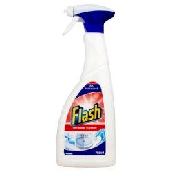Flash Bathroom Cleaner 750ml