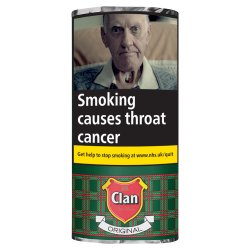Clan Original Pipe Tobacco 25g