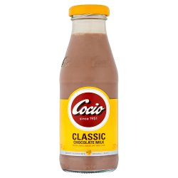 Cocio Classic Chocolate Milk 270ml