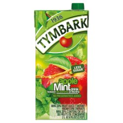 Tymbark Apple Mint Drink from Concentrate 2L