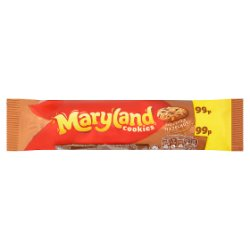 Maryland Cookies Choc Chip & Hazelnut 145g