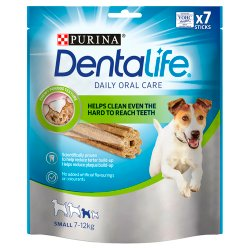 Dentalife Small Dog Dental Chew 7 x 16g