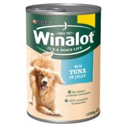 WINALOT Classics Tinned Dog Food Tuna in Jelly 1.2kg