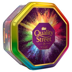 Quality Street Chocolate Toffee & Cremes Tin 966g