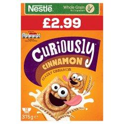 Curiously Cinnamon Crazily Cinnamon 375g