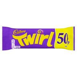 Twirl 50p