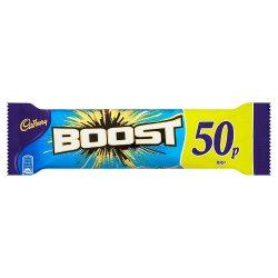 Cadbury Boost 50p