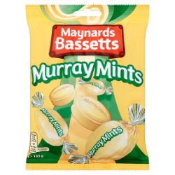 Maynards Bassetts Murray Mints Bag 193g