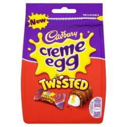 Cadbury Crème Egg Twisted Bag 94g