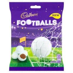 Cadbury Footballs Premier League Edition Bag 90g