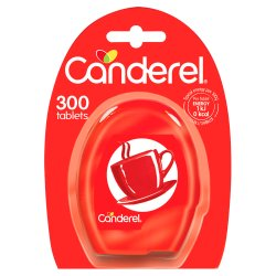 Canderel Winter Edition 300 Tablets 25.5g