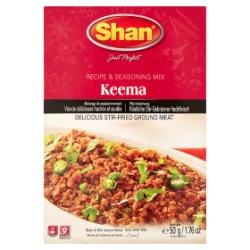 Shan Keema Recipe & Seasoning Mix 50g
