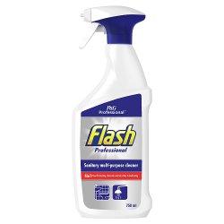 Flash Professional Sanitary Multi-Purpose Cleaner 750ML