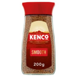 Kenco Smooth Instant Coffee 200g