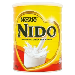 Nido® Instant Full Cream Milk Powder 900g