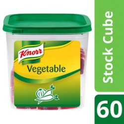 Knorr Vegetable Bouillon Cubes 60 x 450ml