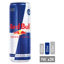 Red Bull Energy Drink, 355ml, PM £1.69 (24 Pack)