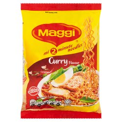 Maggi Mi 2 Minute Noodles Curry Flavour 79g