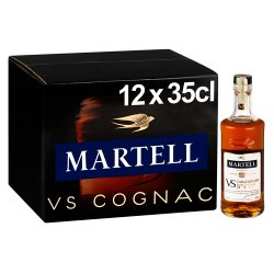 Martell VS Cognac 12 x 35cl