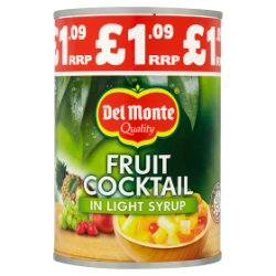 Del Monte Fruit Cocktail in Light Syrup 420g