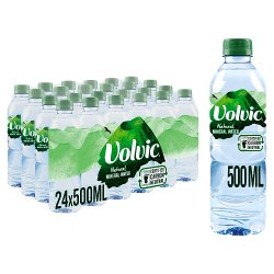 Volvic Natural Mineral Water 24 x 50cl