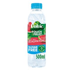 Volvic Touch of Fruit Sugar Free Watermelon Natural Flavoured Water 500ml