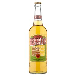 Desperados Tequila Lager Beer Bottle 650ml
