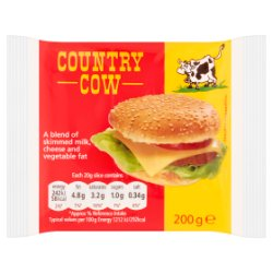 Country Cow 10 Singles 200g