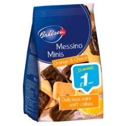 Bahlsen Messino Minis Orange & Choco 100g